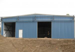 Metal Buildings - Ferro Building Systems LTD
