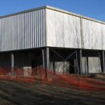 Modern Metal Building - Ferro Building Systems LTD