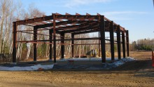 Custom Metal Construction - Ferro Building Systems LTD