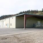 Multi Metal Buildings at Kamloops - Ferro Building Systems LTD