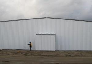 Cold Storage Building - Ferro Building Systems LTD