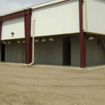 Metal Storage Buildings - Ferro Building Systems LTD