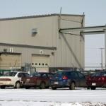 Westland Enviro Services building - Ferro Building Systems LTD