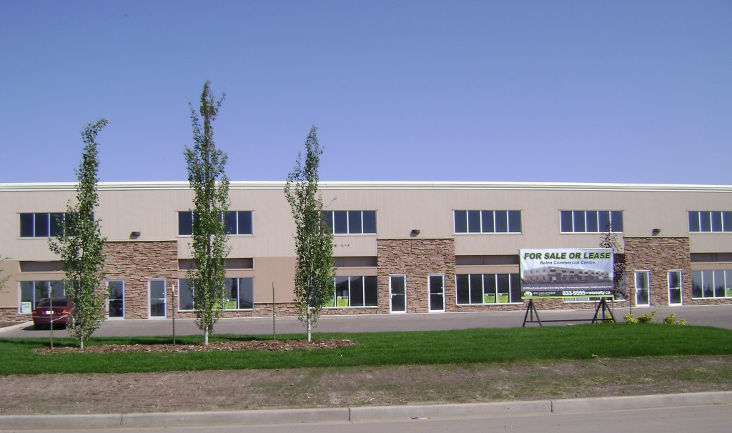 Industrial Park - Ferro Building Systems LTD