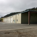 Multi Metal Garage Construction - Ferro Building Systems LTD