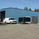 Metal Building Construction - Ferro Building Systems
