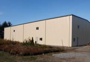 Formosa Nursery Metal Building Construction - Ferro Building Systems
