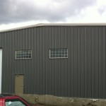 Custom Engineered Metal Building - Ferro Building Systems