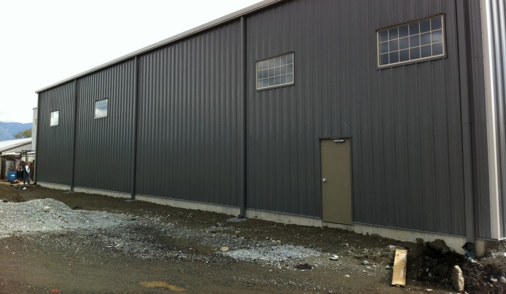 Custom Steel Buildings - Ferro Building Systems
