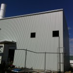 Prefabricated Metal Building Structure - Ferro Building Systems
