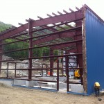 Pre-Engineered Commercial Metal Building - Ferro Building Systems