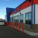 Kal Tire Pre Engineered Metal Buildings - Ferro Building Systems