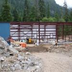 Barr Creek Hydro Electric Building - Ferro Building System