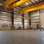 Axton Fabrication Facility - Ferro Building System