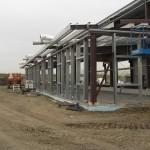 Custom Pipe Expansion Building - Ferro Building System