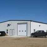 Silverline Insulation Manufacturing Building - Ferro Building System