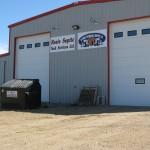 Rosie Septic Truck Shop - Ferro Building System