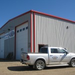 Septic Truck Shop -Ferro Building System