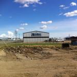 Alberta Pipe Expansion Building - Ferro Building System